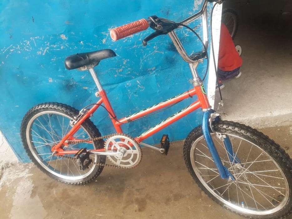 Vend Bici Rod 20 Anda Perfecto con Freno