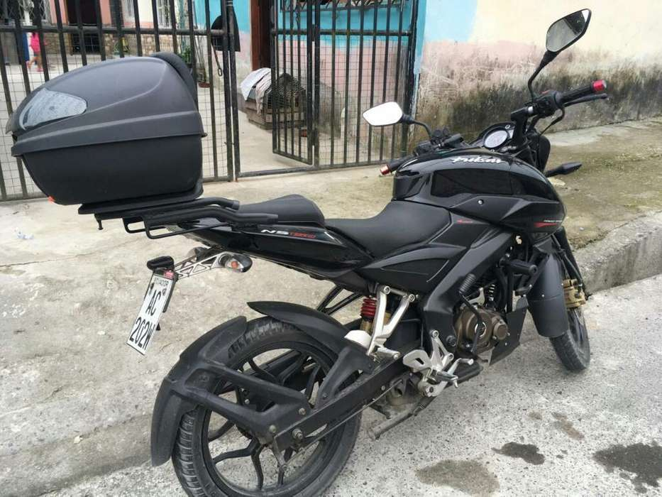 Vendo Moto Pulsar Ns150