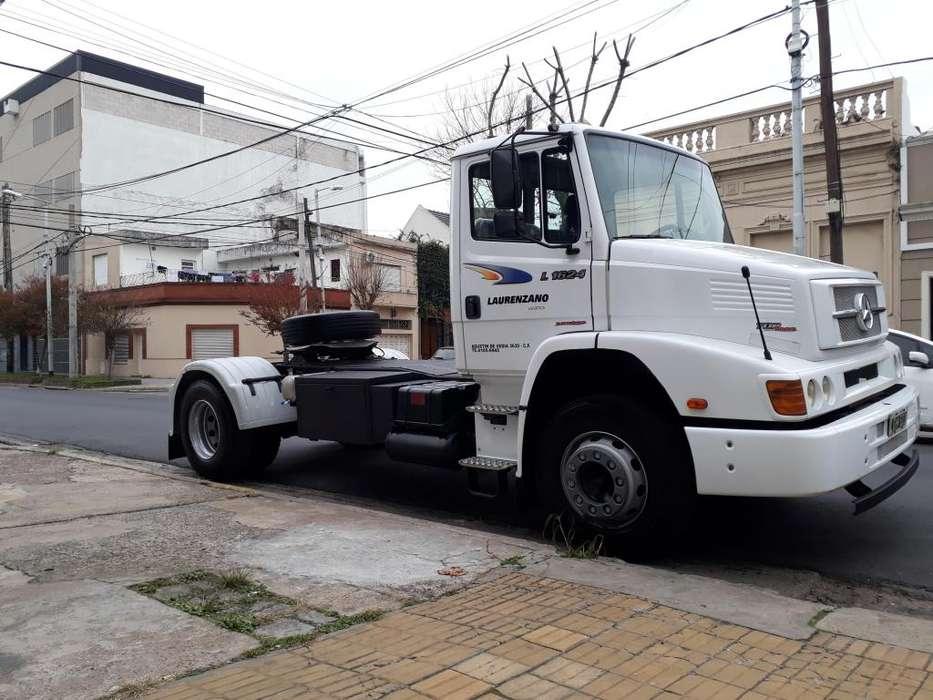 mercedes benz L1624 ( 450) cabina simple tractor