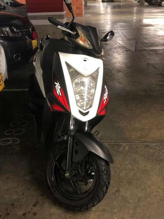 Agility Rs Kymco 125 cc Unico Dueño