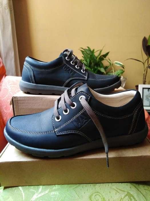 3817169d47 Zapato de cuero  Ropa y Calzado en venta en Lima