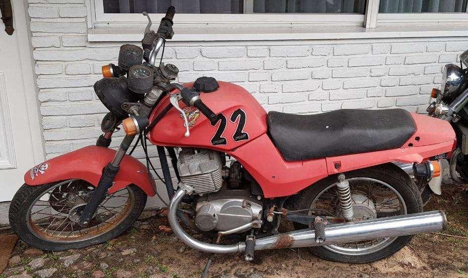 JAWA 350 STYLE 94
