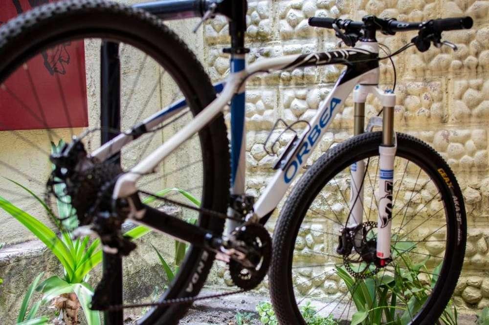 <strong>bicicleta</strong> orbea alma h30