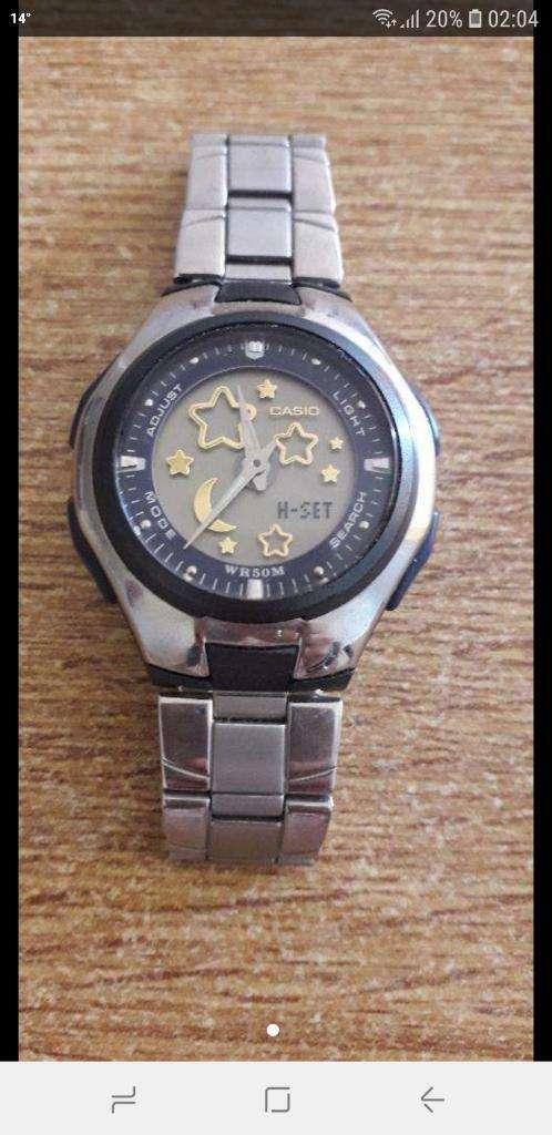 56958823eac3 Reloj Casio - Rosario