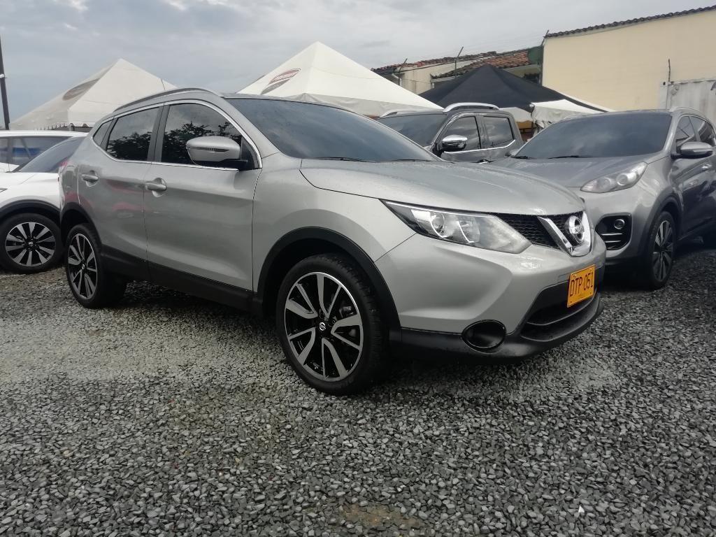 Nissan Qashqai 2018 4x2 Automática