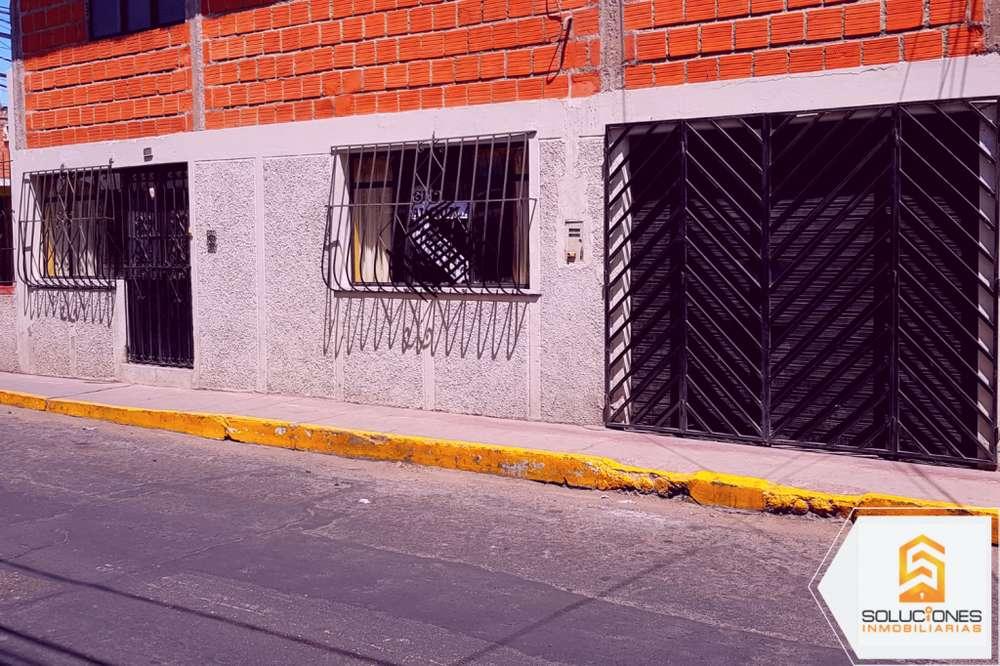 Alquilo amplio local comercial cercano a mall de Cerro Colorado - Arequipa