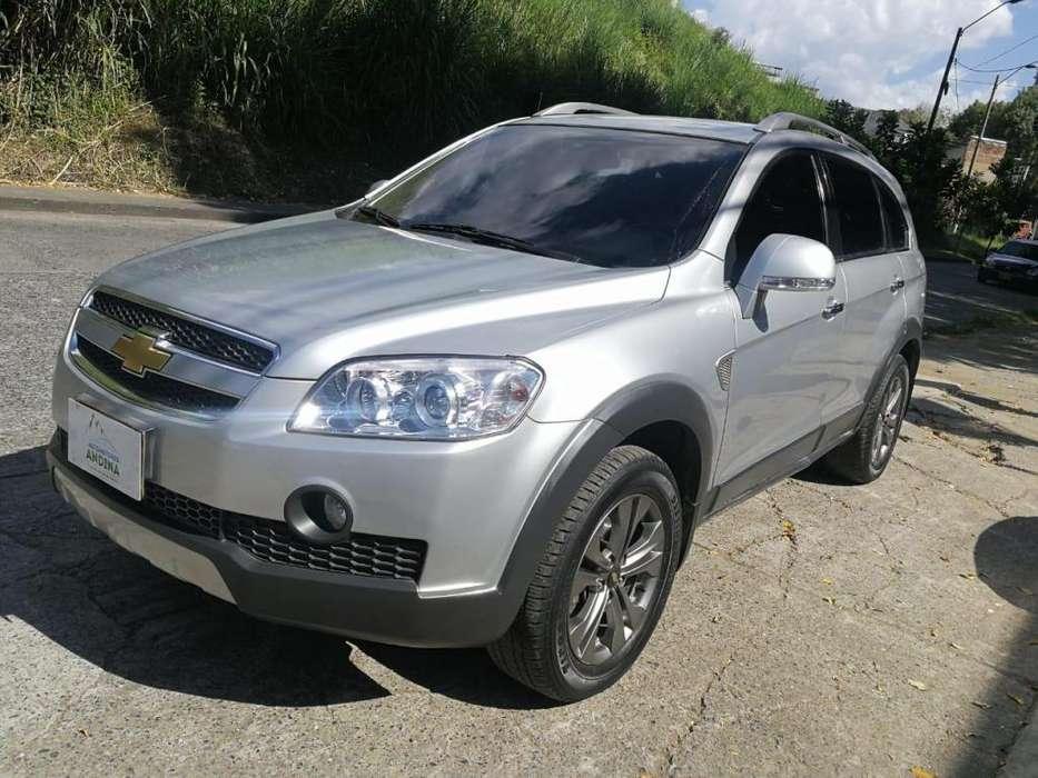 Chevrolet Captiva 2008 - 140000 km