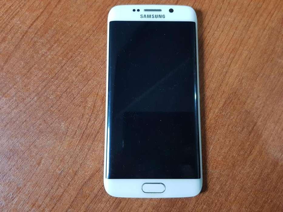 Modulo Samsung S6 Edge G925 Blanco