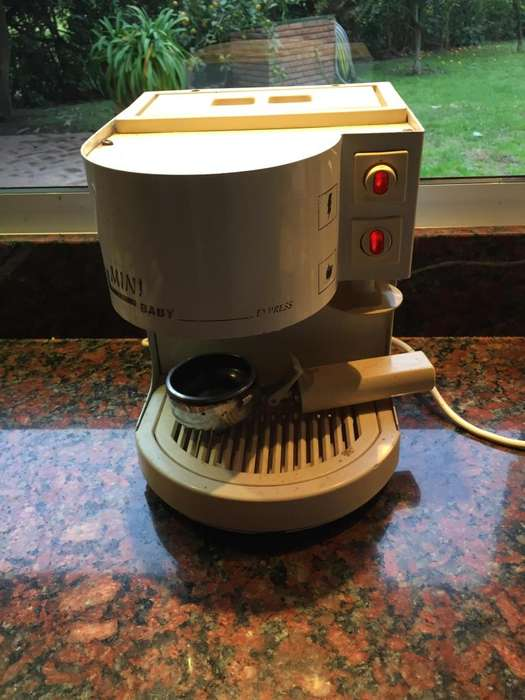 <strong>cafetera</strong> Expres Mini Baby