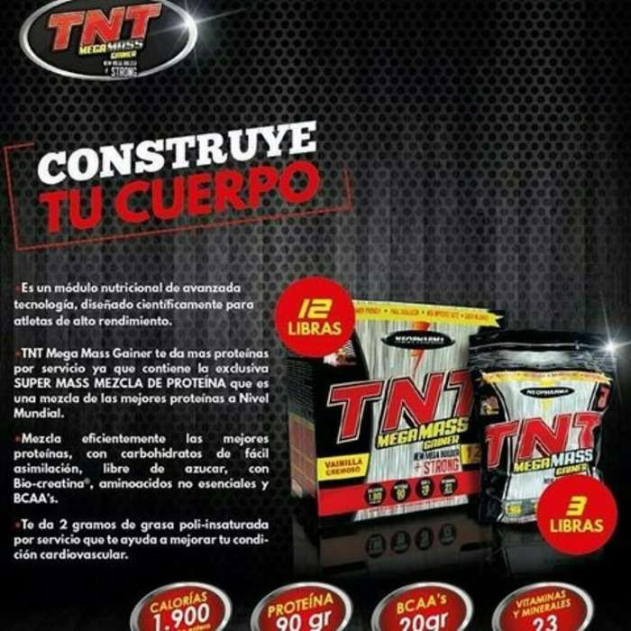T.n.t Mass Gainer