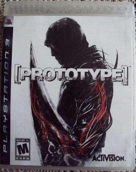Prototype videojuego de acción para <strong>playstation</strong> 3, en Inglés, Precio 25