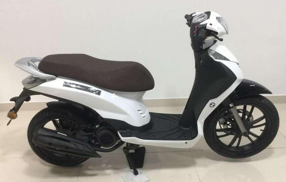 Scooter Zanella Styler 150 R16 2019 0km En Cuotas!!!