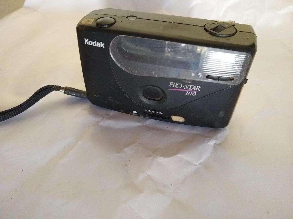 Cámaras Fotográficas Kodak Pro Star 100 Y Star100 flax incorporado