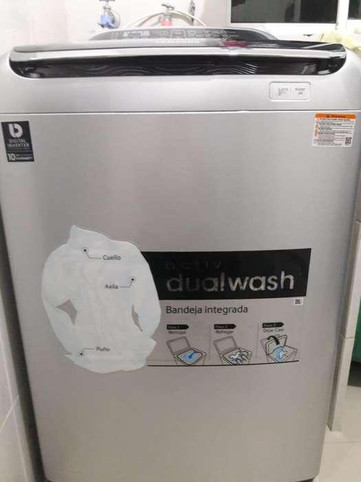 lavadora digital
