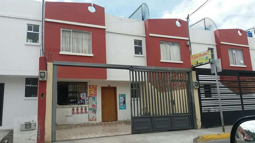 Se Vende Casa en Ambato