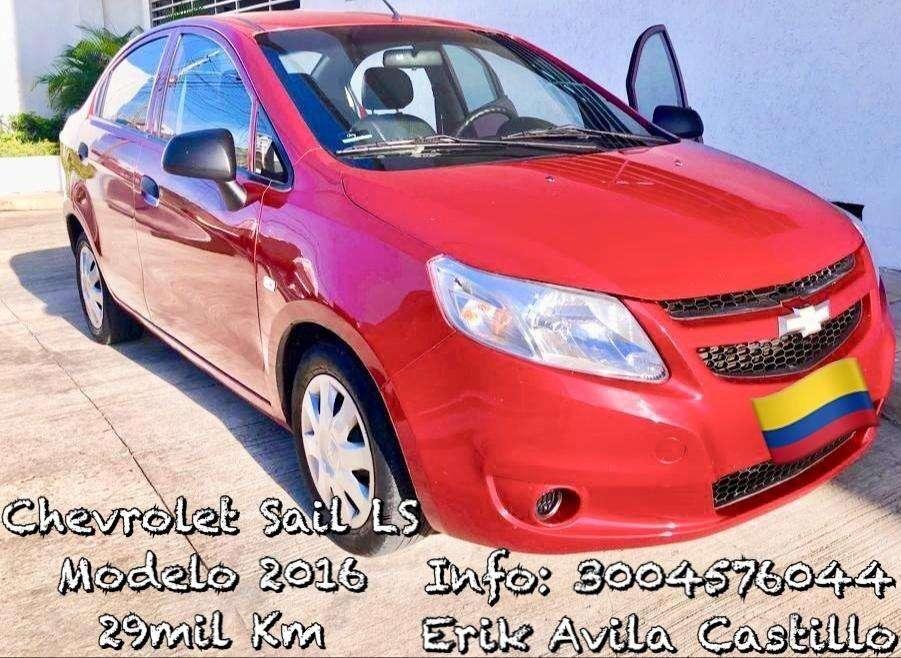 Chevrolet Sail 2016 - 29000 km