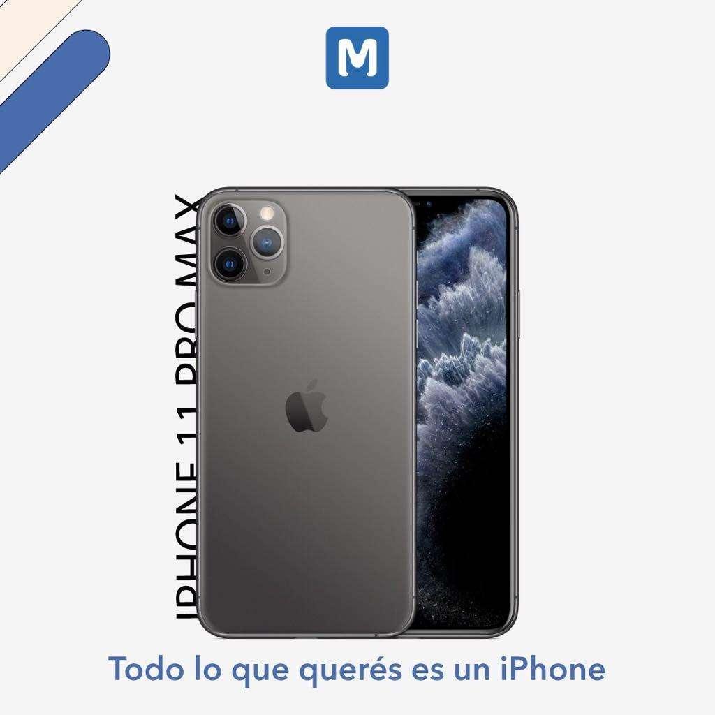 APPLE iPhone 11 PRO MAX 64Gb!!! ¡¡¡Garantia, Local Comercial!
