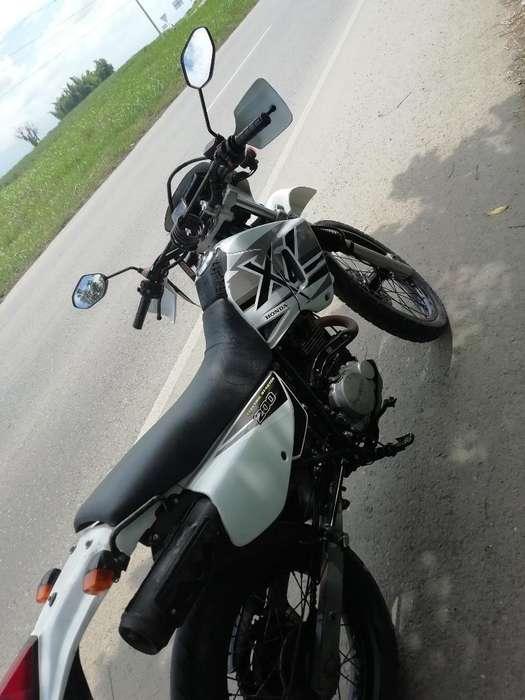 Honda Xl 200 Mod 2004 Full