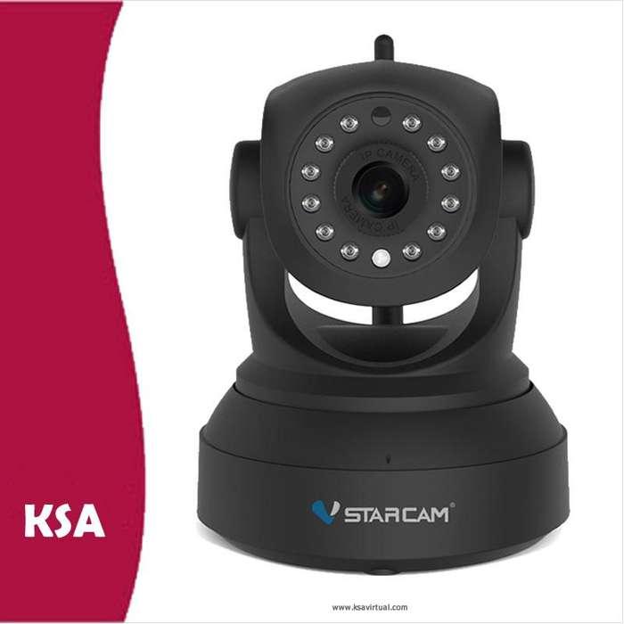 VStarcam Cámara IP HD Vigilancia Remota Róbotica <strong>monitor</strong> IP Wifi