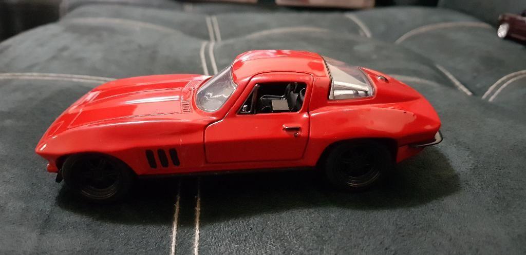 Corvette Jada Escala Auto 1:32