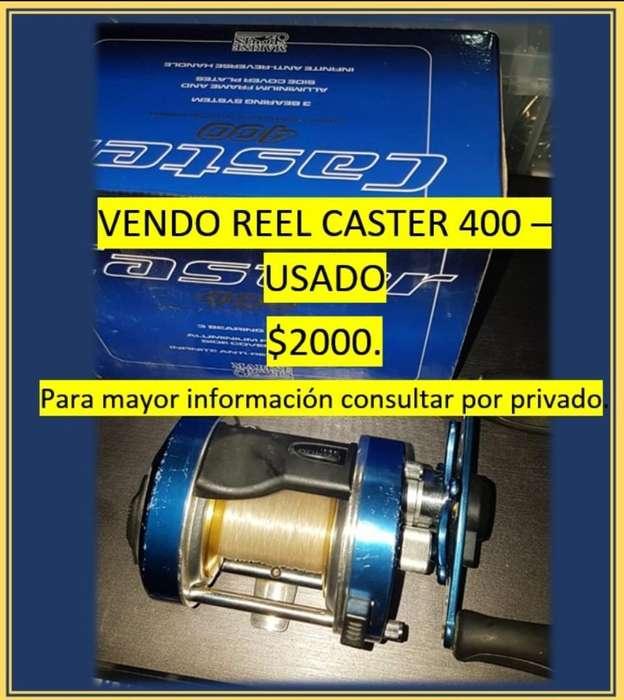 Reel Caster 400