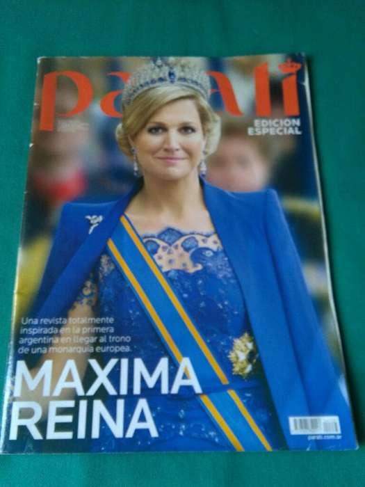 Revista para Ti EDICION Especial MAXIMA REINA DE HOLANDA 2013