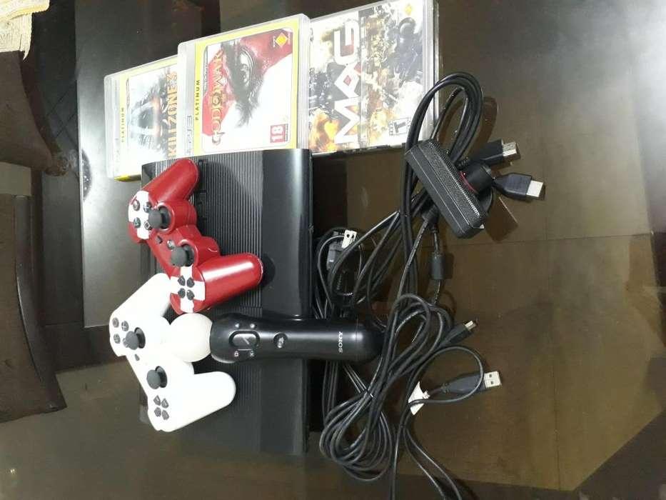 Playstation 3 PS3 Super Slim Combo
