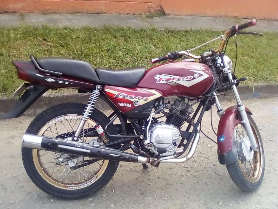 <strong>motocicleta</strong> Yamaha Libero