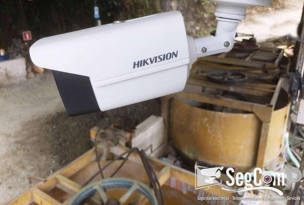 Instalación profesional y venta de cámaras de seguridad para casas, negocios, empresas.