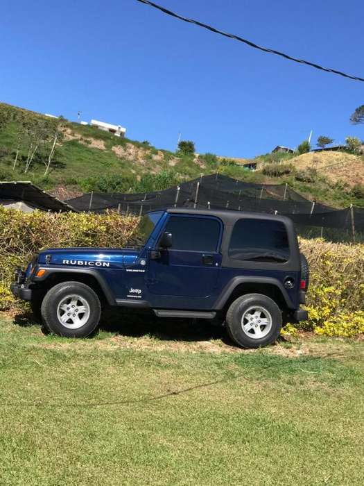 <strong>jeep</strong> Wrangler 2006 - 96000 km