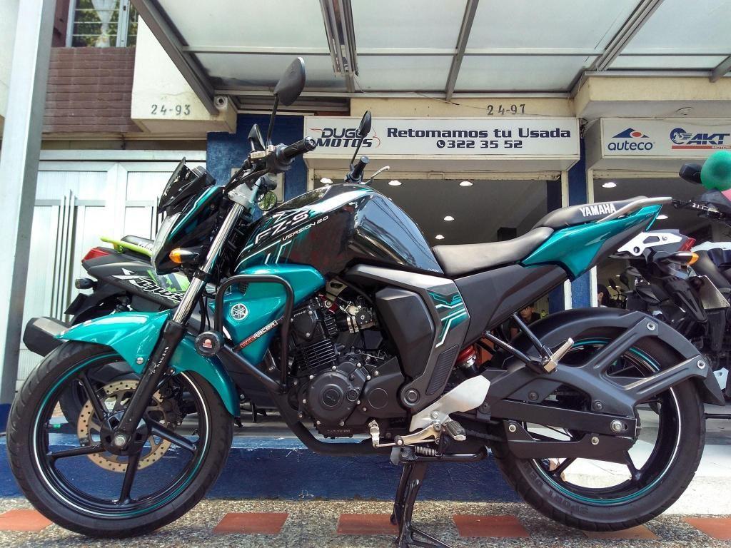 Yamaha fz 2.0 modelo 2016 al día ¡Aprovecha la mejor financiación del mercado!