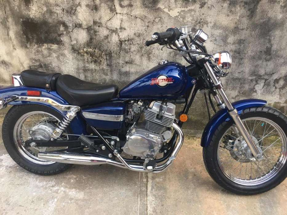 Remato Honda Rebel 2001 Motor 250