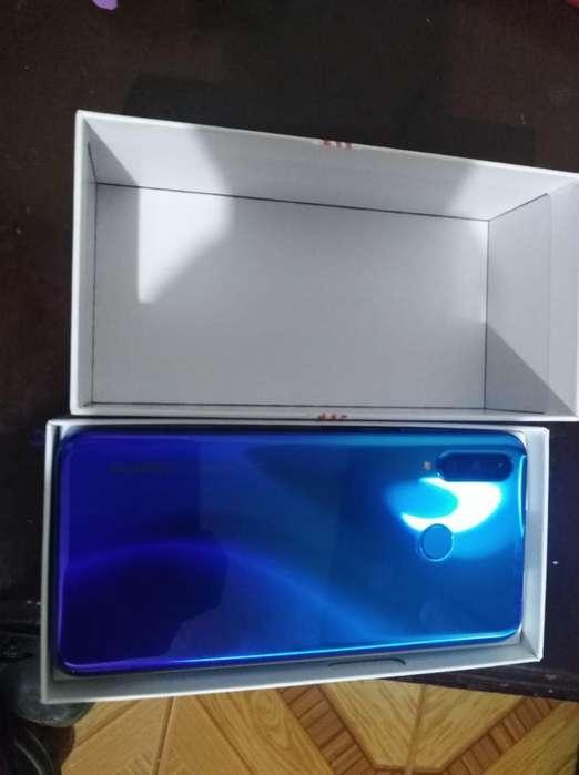 Vendo P30 Lite Una Semana Dw Uso