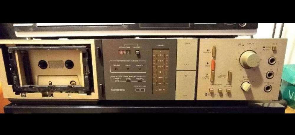 Cassettera Pioneer Stereo