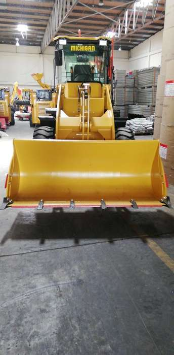 Front Loader Cargador Frontal Michigan