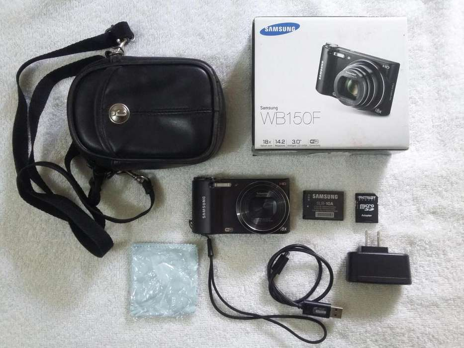 Smart Camara Samsung Wb150f Wifi
