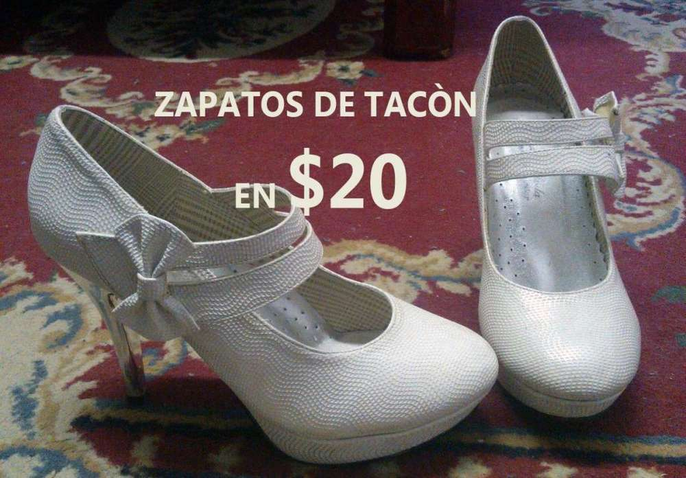 Venta de zapatos y vestido conjunto