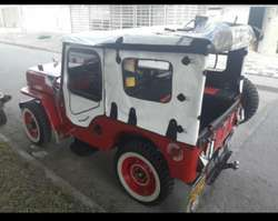 Se Vende Jeep Willys Modelo 1967
