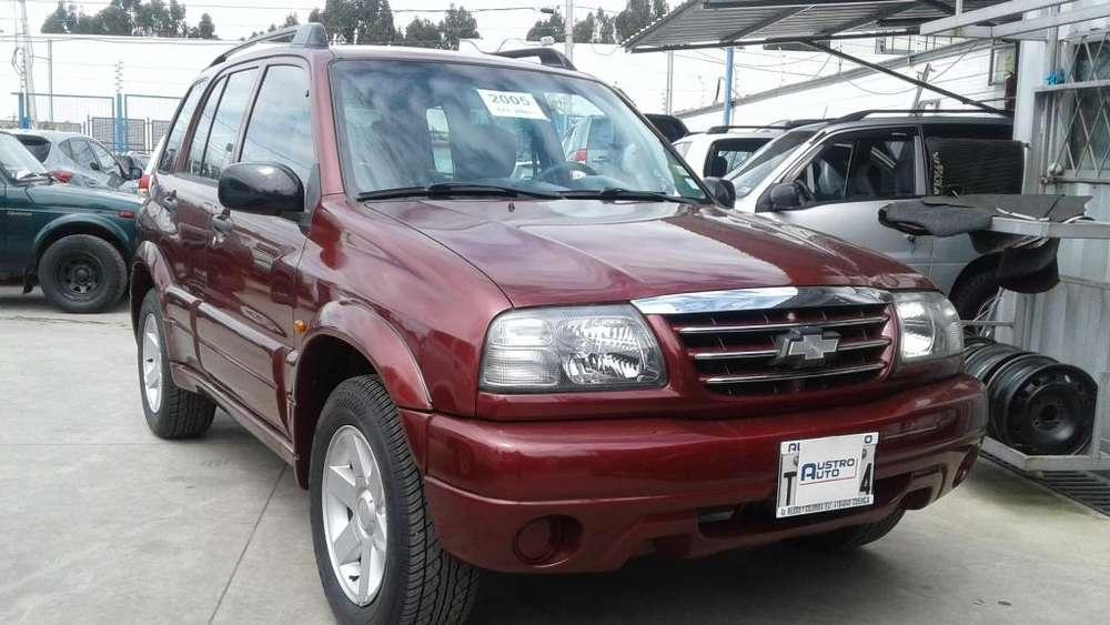 Chevrolet Grand Vitara 2005 - 165000 km
