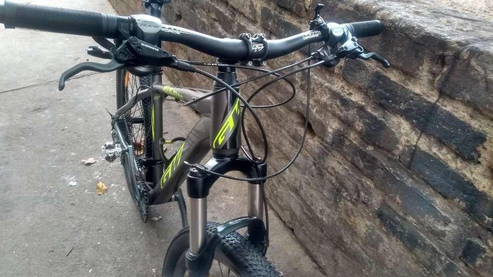 Bici 27.5 Gw de 9 X2 Alivio