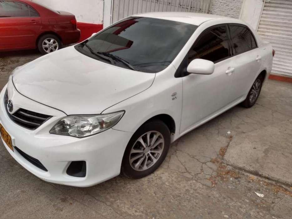 Toyota Corolla 2012 - 80000 km