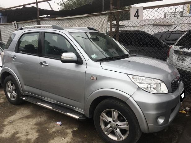 Daihatsu Terios 2015 4x4 Mecànica
