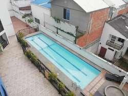 Apartamento En Venta En Cali El Ingenio Ii Cod. VBINH-760