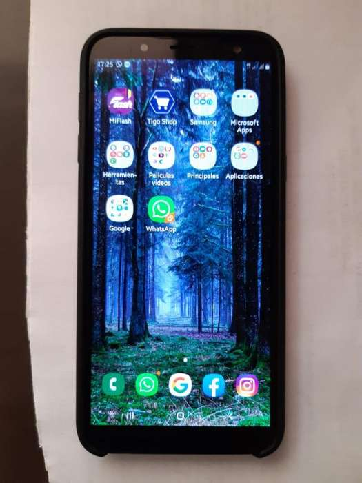 Samsung J6 de 32gb