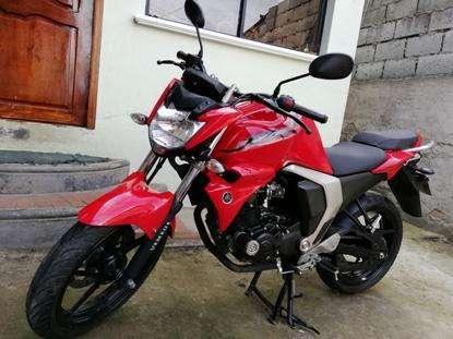 Yamaha 150cc FI