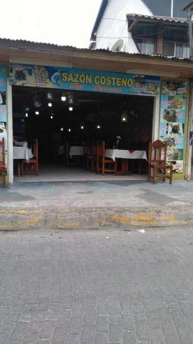 Restaurante en venta, en el mejor sector de Atacames.