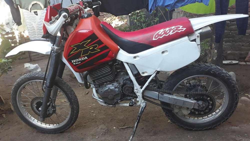<strong>honda</strong> XR-600