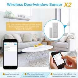 Kit Alarma Casa Inalambrica Con Sensor Puertas Y Movimiento Envio Gratis O Domicilio Gratis