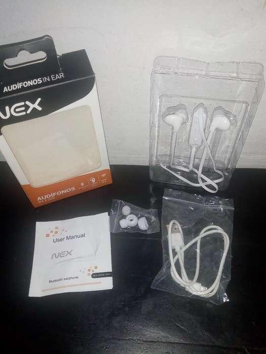 Audifonos Bluetooth In Ear