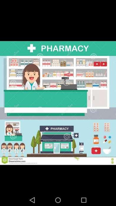 Regente en Farmacia
